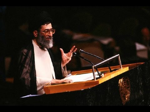 President Ayatullah Khamenei's speech at the UN (english sub)