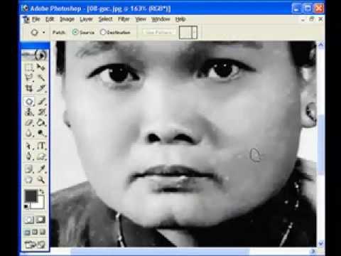 Lop phuc che hinh cu-Phuc che anh len mau (1) HocPhotoshop.Com