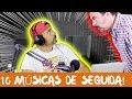 10 MÚSICAS DE SEGUIDA...