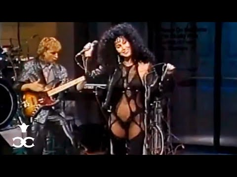 Cher - I Found Someone (Live on Letterman, 1987)