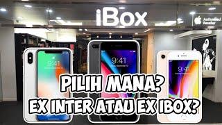 Gambar cover Sekarang Ini Lebih Mending Beli iPhone iBox Atau iPhone Ex Internasional?