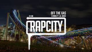 6 dogs - Off The Gas (ft. Lil Skies) [Lyrics]