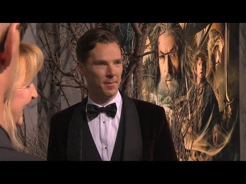The Hobbit: The Desolation of Smaug - World Premiere Highlights [HD]