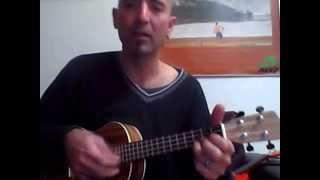 Piano Man ukulele tutorial