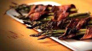 How To Make Bacon-wrapped Asparagus | Bacon Recipes