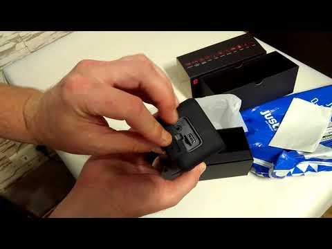 Акустическая система 2E SoundXBlock TWS, MP3, Wireless, Waterproof Red (2E-BSSXBWRD)