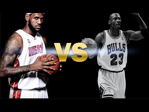 Bob Ryan on Lebron James vs Michael Jordan - 5.7.17