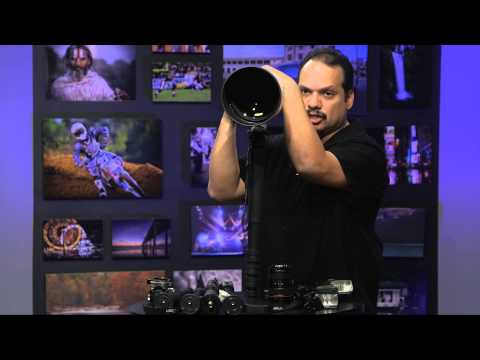 Photography Tips and Tricks:  Using the Monopod – Episode 54