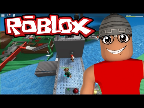 Roblox – O TSUNAMI LENDÁRIO ( Natural Disaster Survival )