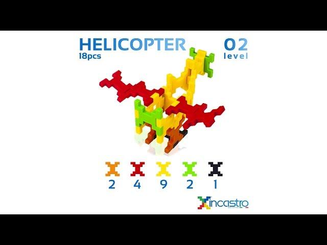INCASTRO | Level 2 | Helicopter