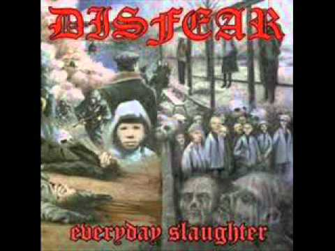 DISFEAR - Everday Slaughter ( FULL ALBUM)