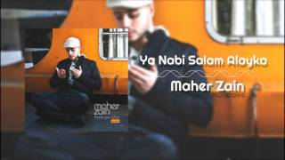 maher zain ya nabi salam alayka   karaoke