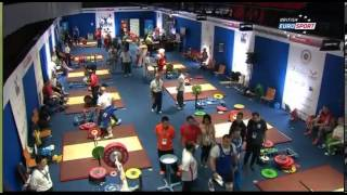 2013 World Weightlifting Championships, +105 kg A Group