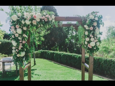 Wedding Flowers, Bouquets , Arbour and more by Hide The Receipt