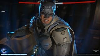 7 Minutes of Injustice 2 Closed Beta Gameplay (1080p 60fps)