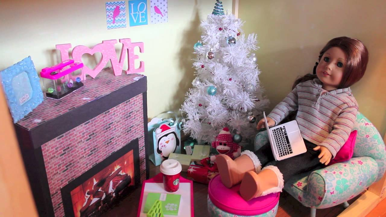 Christmas Tree Doll
