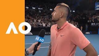 """Download Nick Kyrgios: """"My legs feel about 40 kilos each!"""" 
