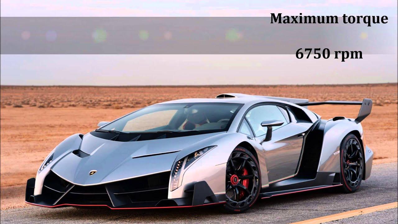 Kid Facts About Lamborghini