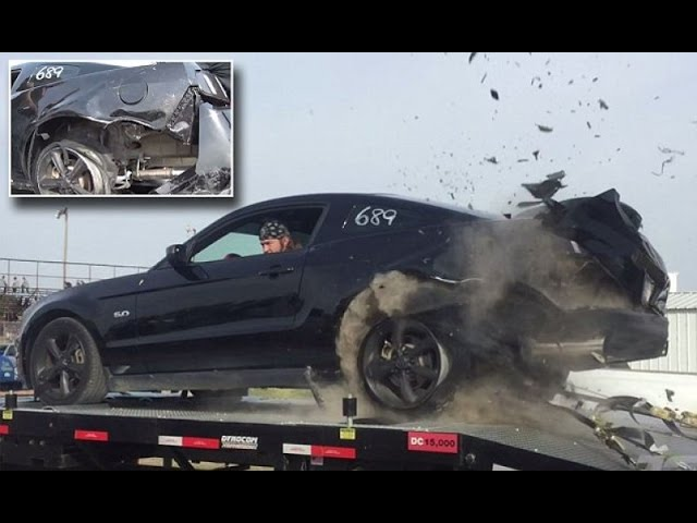 Tire Blowout Compilation | Tire Explosion Phase Most Curious Tires 2016
