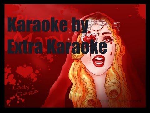 Lady Gaga - Bloody Mary Karaoke