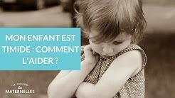 Mon enfant est timide : comment l'aider ? - La Maison des Maternelles #LMDM