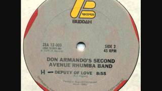 DON ARMANDO'S SECOND AVENUE RHUMBA BAND - DEPUTY OF LOVE