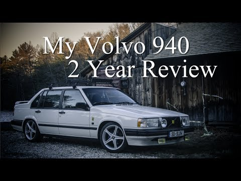 My Volvo 940 Turbo 2 Year Review Youtube