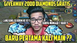 BARU PERTAMA KALI MAIN LANGSUNG GIVEAWAY 2000 DIAMOND !!! ANTI JAGO JAGO CLUB