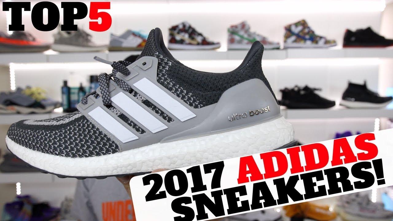 Il mio top 5 adidas scarpe del 2017.su youtube