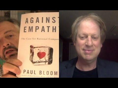 Against empathy | Robert Wright & Paul Bloom [The Wright Show] (full conversation)