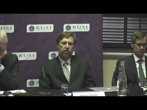 RUSI Briefing Paper Launch: Ready for Peace? The Afghan Taliban After a Decade of War