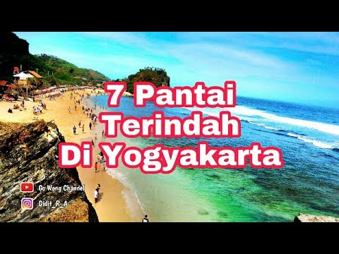 7 Pantai Terindah Di Yogyakarta.