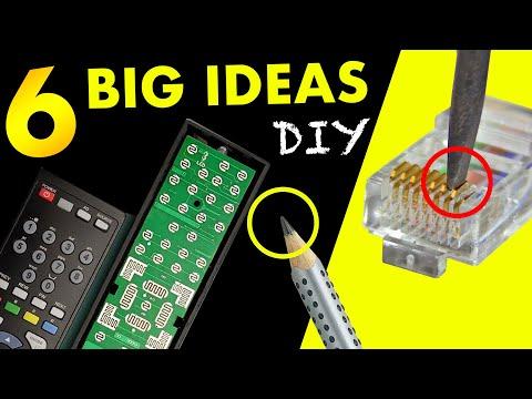 6 AMAZING ideas