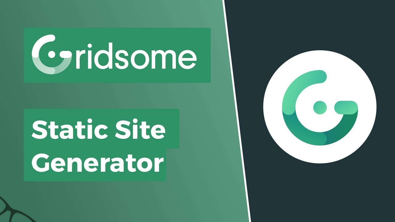 Gridsome - Static Site Generator for Vue