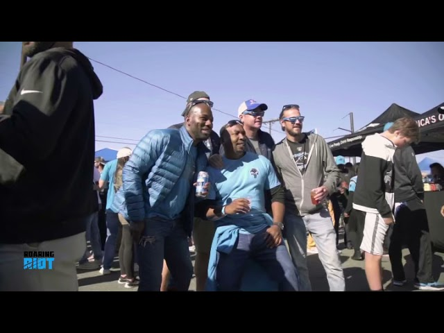 Roaring Riot Tailgate With a Purpose Week 6