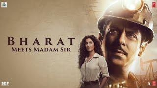 Bharat Meets Madam Sir | Bharat | Salman Khan | Katrina Kaif | Movie Releasing On 5 June 2019 thumbnail