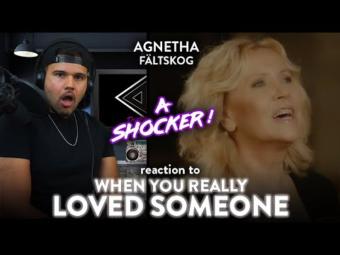 Download Agnetha Fältskog Reaction When You Really Loved Someone (OMG!!)   Dereck Reacts