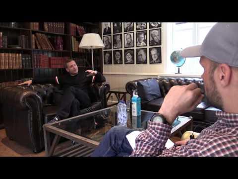 Tobias Lindholm - Største Udfordring Ved At Lave Filmen 'Krigen'