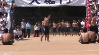 天草高校2013体育大会 「 Mr.天高 」