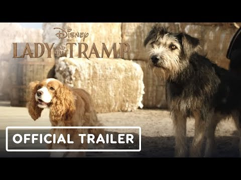 The Lady and the Tramp - Official Live Action Trailer (2019) Tessa Thompson, Justin Theroux