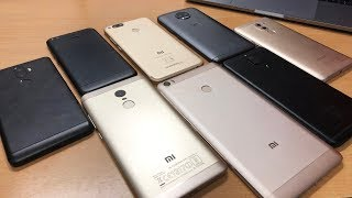 My Smartphone Picks from Rs 10,000 - 20,000 (Q3 2017 Edition)