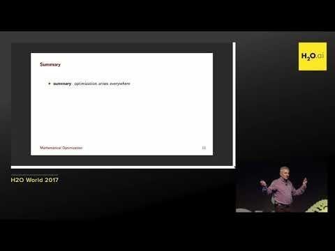 Convex Optimization - Stephen Boyd, Professor, Stanford University