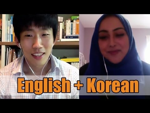 Bilingual Talks | Ep. 18 with Maha | English + Korean