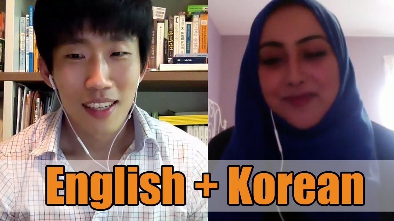 bilingual talks ep 18 with maha english korean
