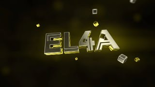 AMAZING 3D INTRO | PROFESSIONAL 3D INTRO by EL4A