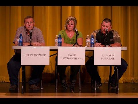 Sheriff Candidates Debate Johnson County WY Sponsored by Buffalo Bulletin