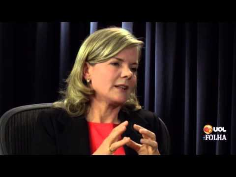 Íntegra da entrevista com Gleisi Hoffmann