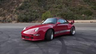 Gunther Werks 400R | A $500,000 Porsche 993 Conversion