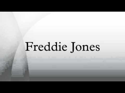 Freddie Jones