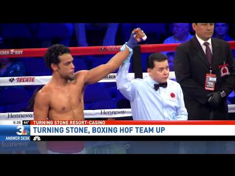turning-stone,-international-boxing-hall-of-fame-team-up-to-create-ultimate-fan-experience
